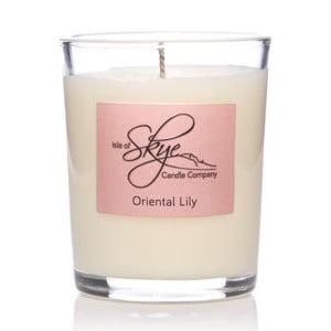 Lumânare cu aromă de trandafir, bergamotă și mandarine Skye Candles Container, timp de ardere 12 ore