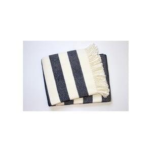 Deka Candy Black, 140x180 cm