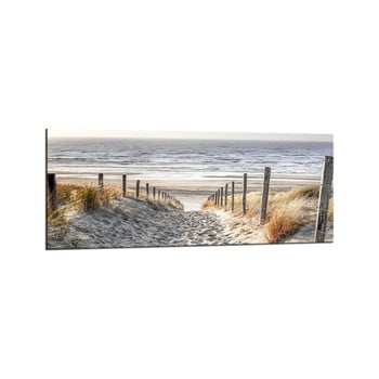 Tablou Styler Glasspik Dunes 5, 50 x 125 cm