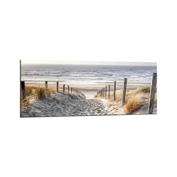 Obraz Styler Glasspik Dunes 5, 50 x 125 cm