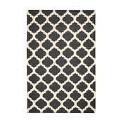 Vlněný koberec Julia Black, 120x180 cm