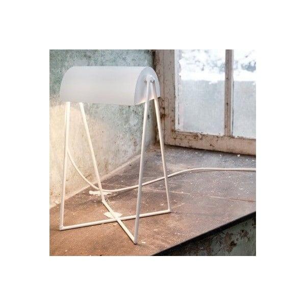 Stolní lampa Antonio White