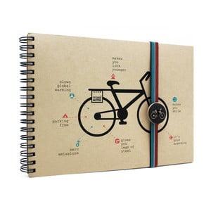 Zápisník Makenotes Bike, A5