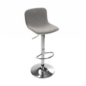 Šedá barová židle Versa Queens
