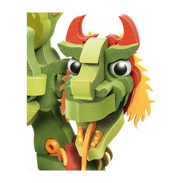 Stavebnice Bojový drak