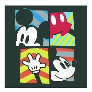 Obraz Pyramid International Mickey Mouse Framed, 40 x 40 cm
