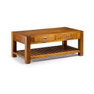 Konferenční stolek ze dřeva mindi Moycor Star Coffee, délka120 cm