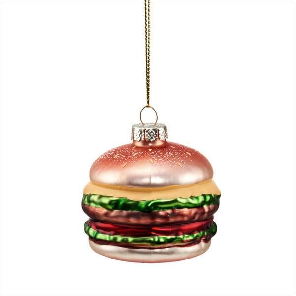 Vánoční závěsná ozdoba Butlers Hang On Burger