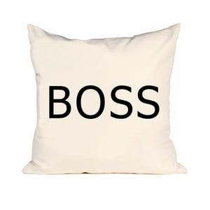 Polštář Boss, 50x50 cm