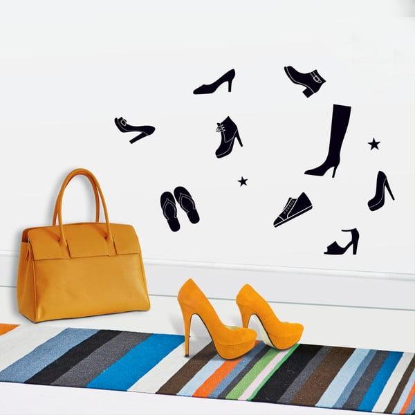Dekorativní samolepka Eurographics One Shoe