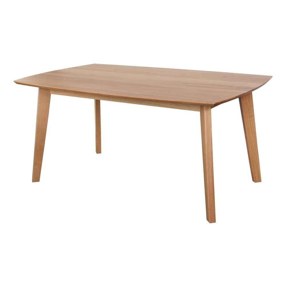 Jídelní stůl z masivního dubového dřeva Dřevotvar Ontur 36