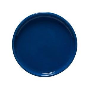 Modrý keramický podnos OYOY Why Not