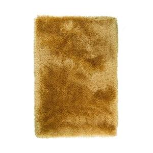 Hořčicový koberec Flair Rugs Pearl, 80x150cm