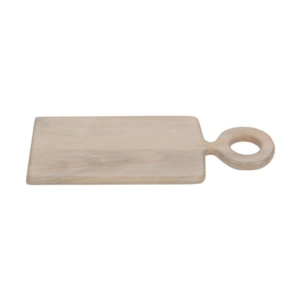 Dřevěné prkénko zmangového dřeva na krájení BePureHome