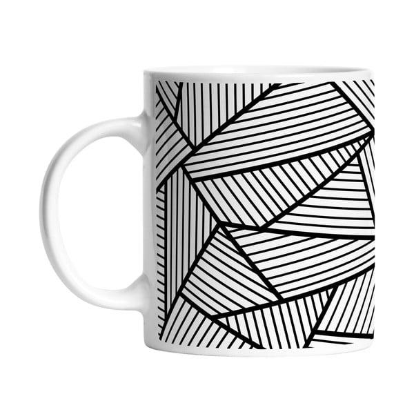 Hrnek Geometric Lines, 330 ml