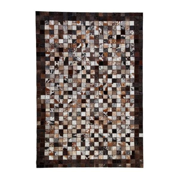 Koberec z pravé kůže Sao Paulo Bak5, 140x200 cm