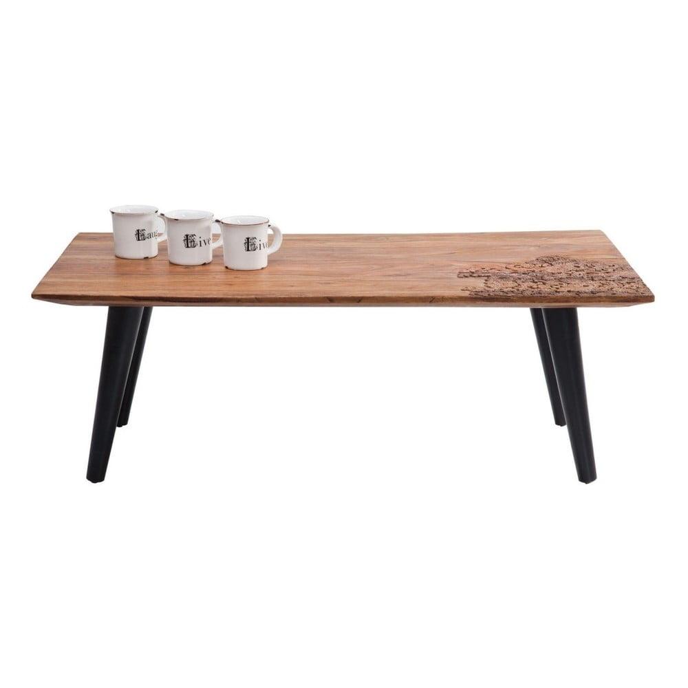 Dřevěný odkládací stolek Kare Design Rodeo, 110 x 60 cm