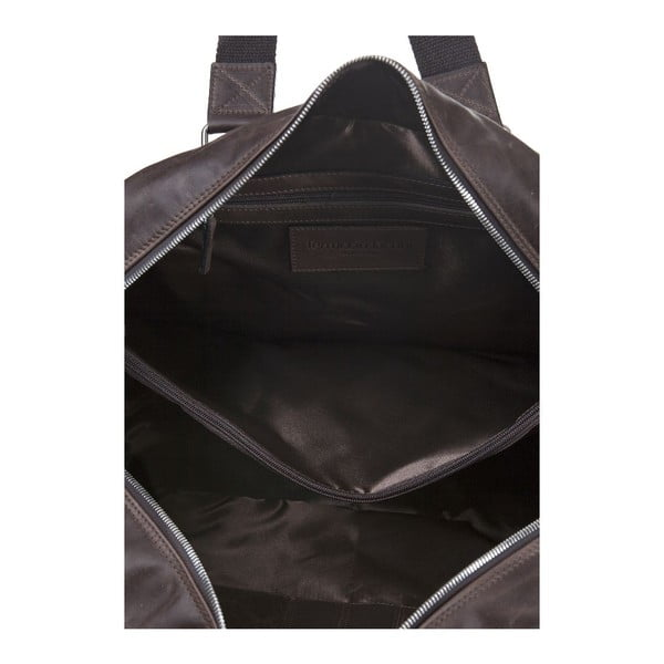 Pánská kožená taška Ferruccio Laconi 101 Brown