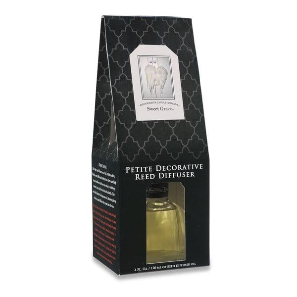 Difuzér s vôňou marakuje, čaju a pačuli Bridgewater Candle, 120 ml