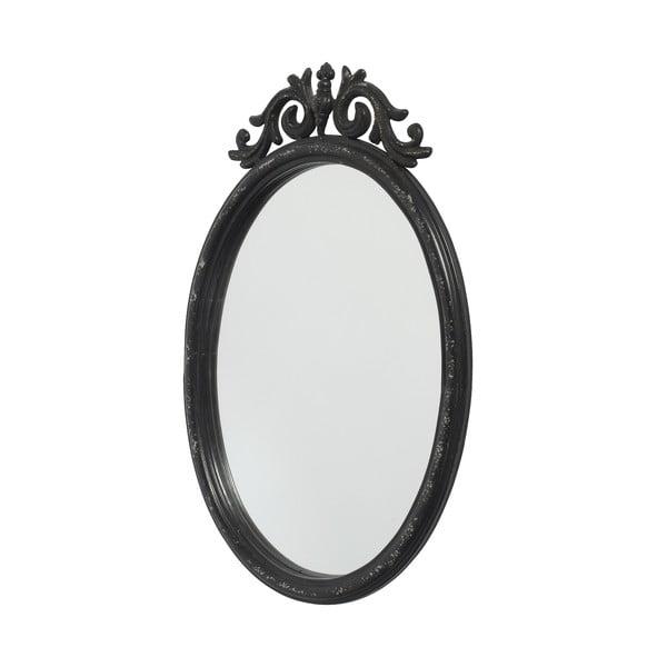 Černé zrcadlo Nordal Baroque