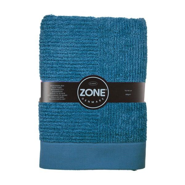 Petrolejový ručník Zone Classic 140x70 cm