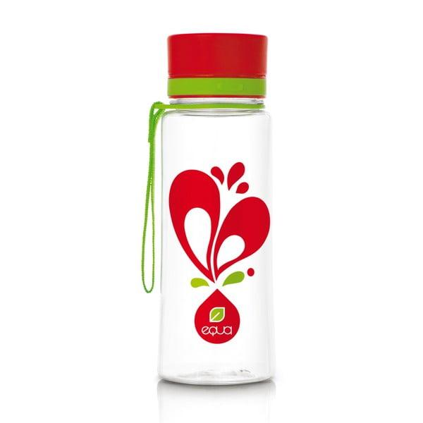Plastová lahev Equa Heart, 0,6 l