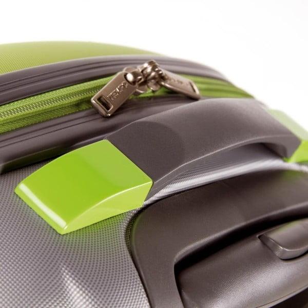 Sada 2 béžových cestovních kufrů Tempo