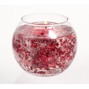 Svíčka Twinkle Twinkle, červená