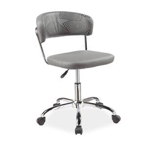 Pracovní židle Office Grey