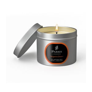 Lumânare Parks Candles London Tangerine Dream, 25 de ore de ardere, aromă de citrice