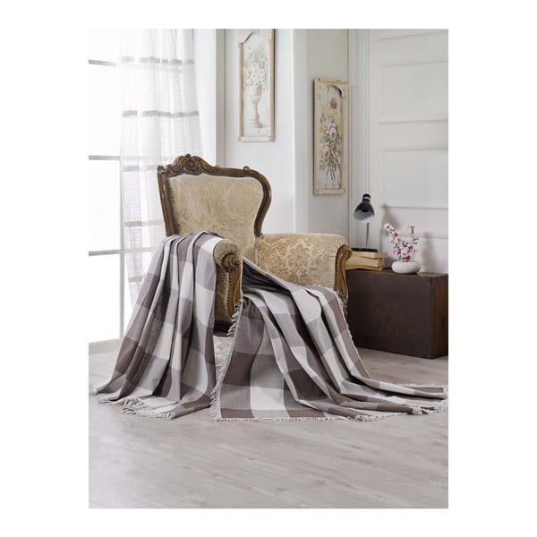 Bavlněná deka Lovely Time, 180 x 230 cm