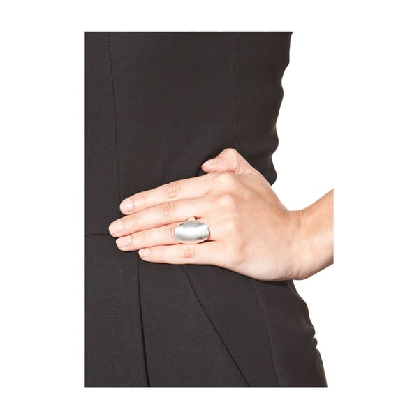 Dámský prsten ve stříbrné barvě NOMA Anne