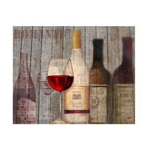 Obraz Víno, 50x40 cm