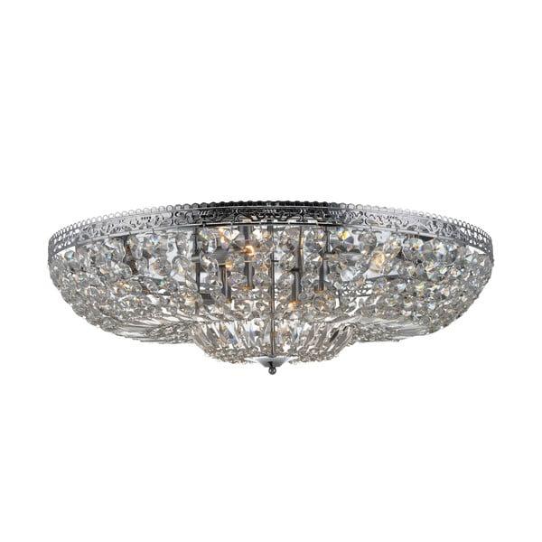Vanadis ezüstszínű mennyezeti lámpa, ⌀ 78cm - Markslöjd