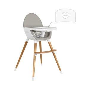 Dětská polohovací jídelní židle Tanuki NUUK Heart