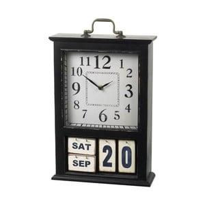 Nástěné hodiny s kalendářem Classic