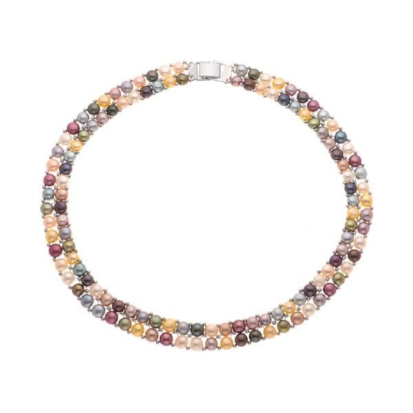 Náhrdelník s říčními perlami Priscilla
