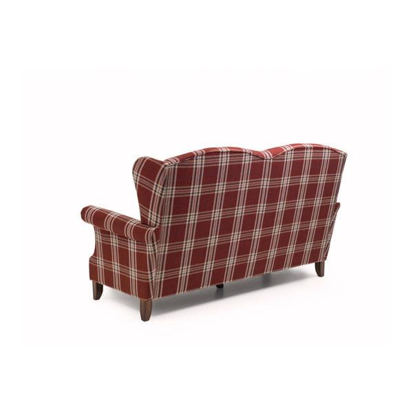 Canapea cu 3 locuri Max Winzer Verita, roșu