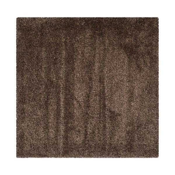 Koberec Crosby Brown, 121x121 cm