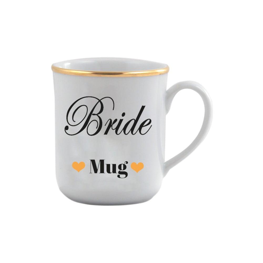 Porcelánový hrneček Vivas Bride, 330ml