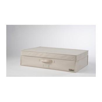 Cutie depozitare Compactor, lățime 72 cm, bej deschis imagine