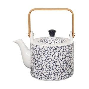 Porcelánová konvice Tokyo Design Studio Bleu de'Nîmes Asahi, 800 ml