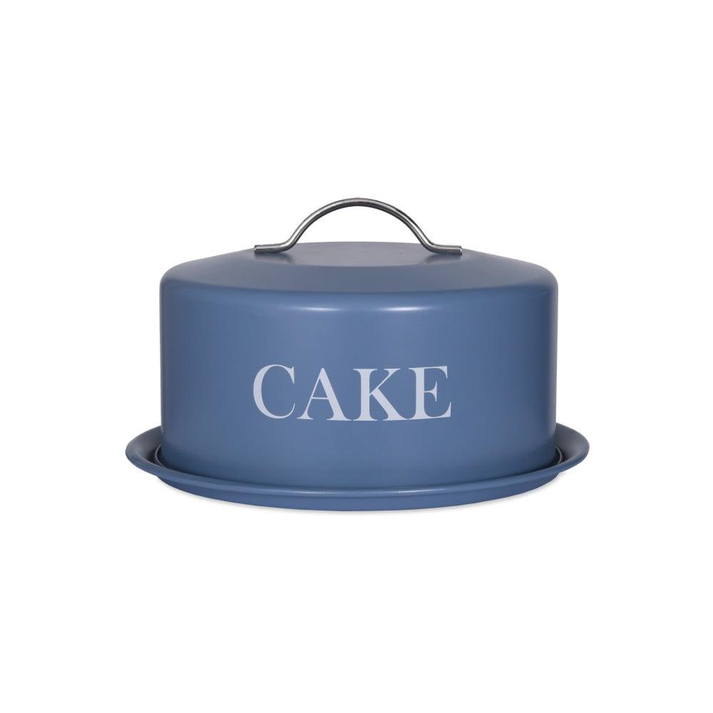 Modrý box na dort Garden Trading Cake Dome