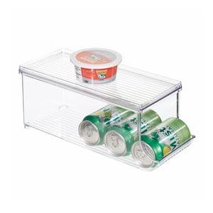 Úložný box do lednice InterDesign Fridge Binz, šířka35,5cm