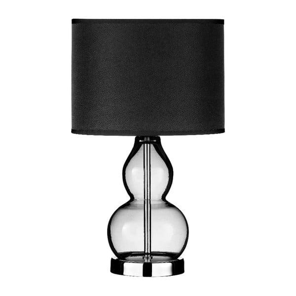 Stolní lampa Smoke Glass