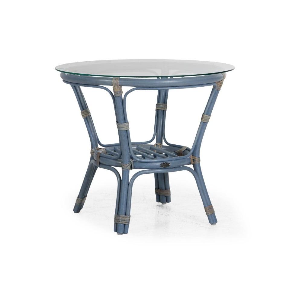 Produktové foto Moderý zahradní stolek Brafab Kubor, ∅65cm