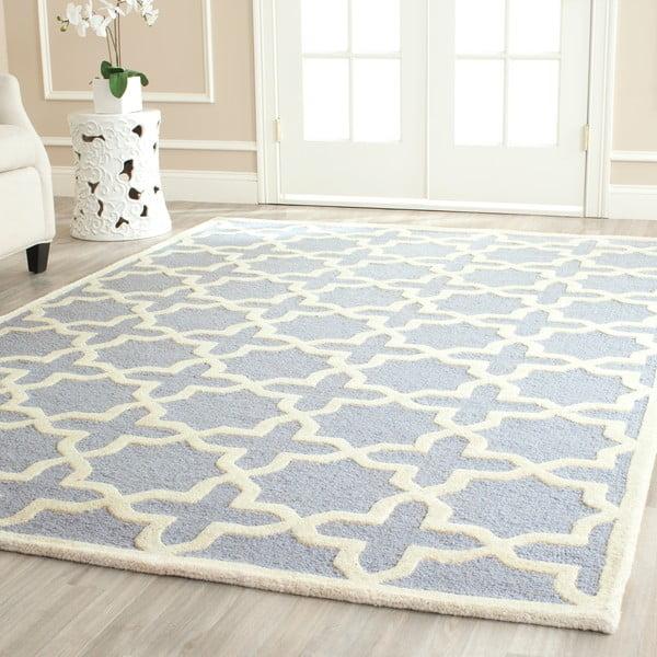 Vlněný koberec Safavieh Marina Arena, 152x243 cm
