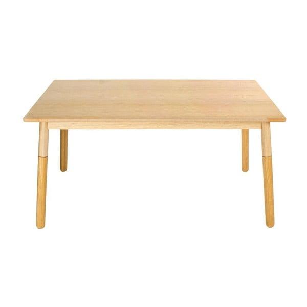 Jídelní stůl Mikado White, 140x73x80 cm