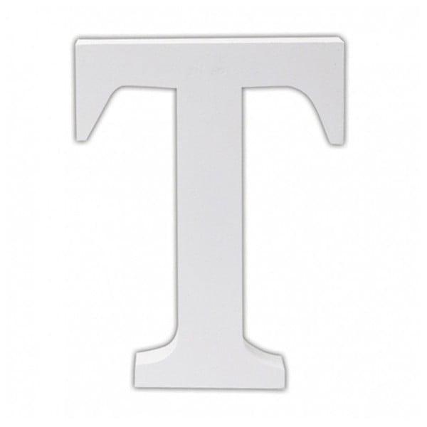 Dřevěné písmeno T