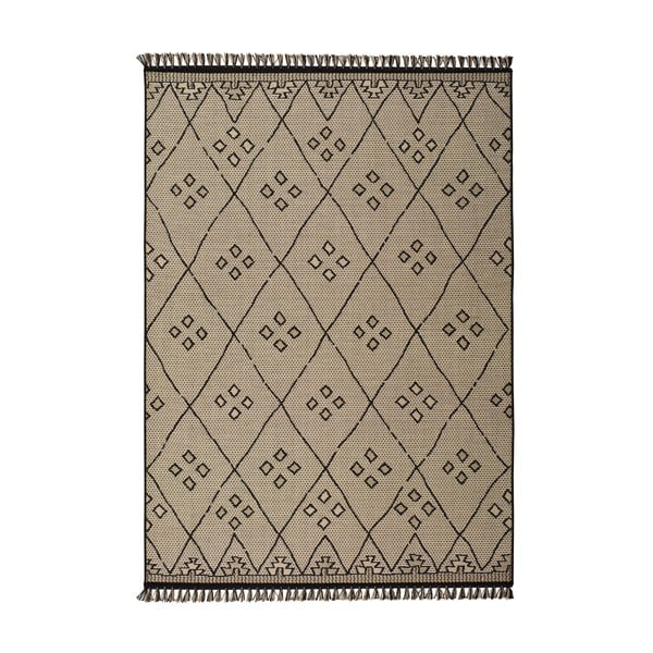 Kenya bézs szőnyeg, 150x80 cm - Universal